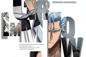 BLEACH+BEAT+COLLECTION+3rd+SESSION+02+GRIMMJOW+JEA+GRIMMJOW+JEAGERJAQUES