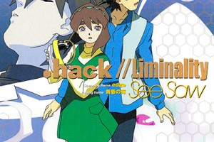 hack Liminality OP & ED single - Edge & Twilight Sea