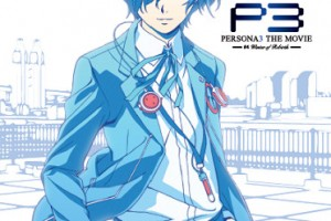 Persona 3  the Movie #4  Winter of Rebirth - Theme Song CD Set