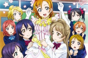 Love Live! School Idol Project Live Single - Mi wa Music no Mi