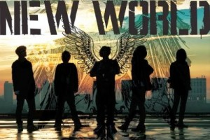 BACK-ON - NEW WORLD (Mini-Album)