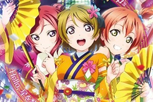 Love Live! The School Idol Movie Insert Song Single - Angelic Angel