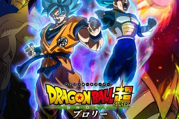 Dragon Ball Super Broly Original Soundtrack